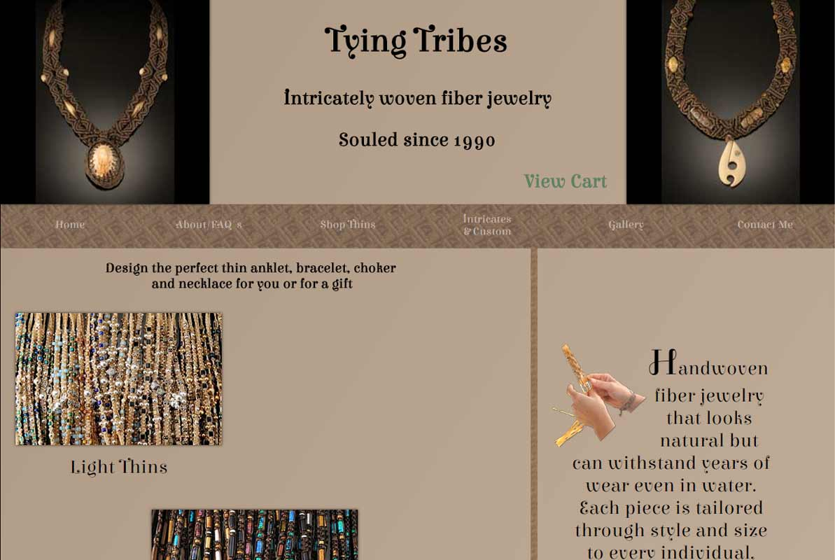 Tying Tribes Handmade Jewelry